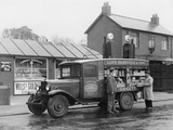 Mobile Confectionery Shop, a 1932 Bedford 30Cwt Ws Lorry, (C1932) Photographic Print