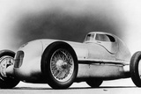 Mercedes-Benz W25 Streamliner Car, 1934 Photographic Print