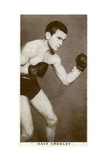 Dave Crowley, British Boxer, 1938 Giclee Print