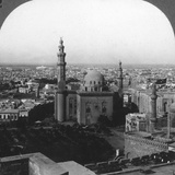 Cairo - Home of the Arabian Nights, Greatest City of Africa, Egypt, 1905 Photographic Print
