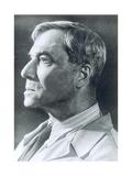Boris Pasternak, Russian Poet and Novelist, Peredelkino, USSR, 1952 Giclee Print