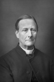 Reverend Sabine Baring-Gould (1834-192), English Hagiographer, Novelist and Eclectic Scholar, 1893 Photographic Print