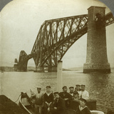 The Forth Bridge, Scotland Photographic Print