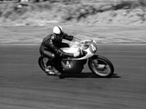 An Ariel 250 Racing at Snetterton, Norfolk, 1962 Photographic Print