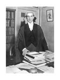 Rufus Daniel Isaacs, British Lawyer and Statesman, C1902 Giclee Print