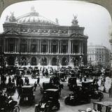 Grand Opera House, Paris, C1900s Photographic Print