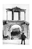 The Temple of Zeus, Olympia, Greece, 1922 Giclee Print