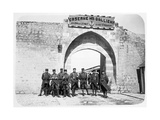The French Foreign Legion, Syria, 20th Century Giclee Print