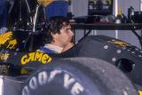 Nelson Piquet, 1988 Impressão fotográfica