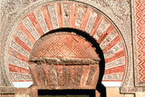 Arch Above Entrance, West Façade, Grand Mosque, Cordoba, Spain, 8th-11th Century Photographic Print