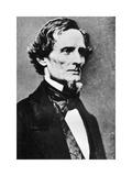 Jefferson Davis, President of the Confederate States of America, C1855-1865 Giclee Print by MATHEW B BRADY