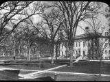 Harvard University, Cambridge, Massachusetts, USA, Late 19th or Early 20th Century Photographic Print