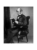 John Stuart Mill, British Philosopher and Social Reformer, 19th Century Giclee Print