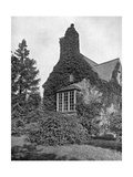 Sir Walter Raleigh's House, Youghal, County Cork, Ireland, 1924-1926 Giclee Print by  York & Son