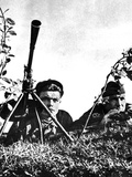 Ukrainian Serving with the German Army, Russian Front, 1941-1944 Photographic Print