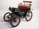 An 1899 Renault 1.75Hp Photographic Print