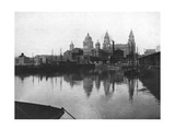 Canning Dock, Liverpool, 1924-1926 Giclee Print by  Valentine & Sons