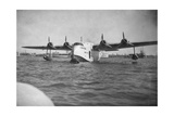 Short Empire Flying Boat 'Corinthian, Alexandria, Egypt, C1938-C1941 Giclee Print