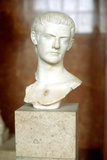 Marble Bust of the Emperor Caligula Photographic Print