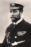 King George V (1865-193), Early 20th Century Photographic Print
