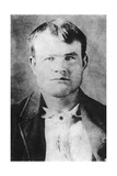 Butch Cassidy, American Outlaw, 1894-1896 Giclee Print