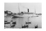 RMS Atlantis, Valetta, Malta, C1929-C1939 Giclee Print