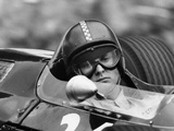 Chris Amon in a Lotus 25-Brm V8, French Grand Prix, Rouen, 1964 Photographic Print