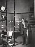 Enrico Fermi, Italian-Born American Nuclear Physicist, C1942 Photographic Print