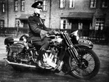 1931 Brough Superior Ss80 De Luxe, (C1931) Photographic Print