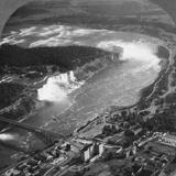 Niagara Falls, USA, C1900s Photographic Print
