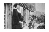 Judith Gautier, French Poet and Historical Novelist, 1900 Giclee Print