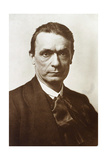 Rudolf Steiner, Austrian Philosopher, Social Thinker and Esotericist, 1916 Giclee Print