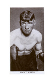 Jimmy Walsh, British Boxer, 1938 Giclee Print