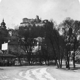 Festung Hohensalzburg, Salzburg, Austria, C1900s Photographic Print by  Wurthle & Sons