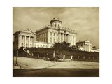 The Library of the Moscow Public Museum and Rumiantsev Museum, Russia, 1900s Giclee Print