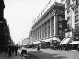 Selfridge's, Oxford Street, London, C1913 Photographic Print