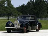 1938 Bugatti 57 Cabriolet Photographic Print