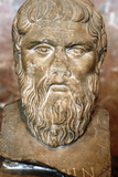 Plato, Ancient Greek Philosopher Photographic Print