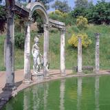 Villa Adriana, Tivoli, Italy Photographic Print
