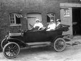 Model T Ford, C1913 Photographic Print