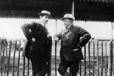 Louis Renault and Henri Brasier, 1908 Photographic Print