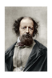 Alfred, Lord Tennyson, Poet Laureate of the United Kingdom, C1867 Giclee Print
