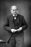 Thomas Henry Huxley, British Biologist, C1890 Photographic Print by W&d Downey