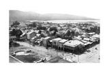 Port-Au-Prince, Haiti, 1926 Giclee Print
