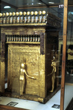 Golden Shrine of the Egyptian Pharoah Tutankhamun, C1325 Bc Photographic Print