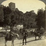 The Alhambra, Granada, Andalusia, Spain Photographic Print by  Underwood & Underwood