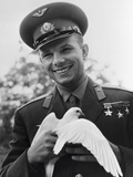 Yuri Gagarin, Russian Cosmonaut, C1963-C1964 Photographic Print