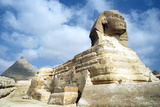 The Great Sphinx of Giza, Egypt, 20th Century Photographic Print
