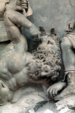 Detail from the Great Frieze of the Pergamon Altar, 180-159 BC Photographic Print