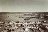 The South Bay and Cape Paul, Sevastopol, Crimea, 1850S Photographic Print